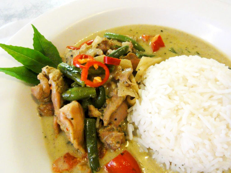 thai-green-curry-rice
