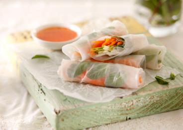 veggie-summer-rolls